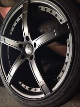 "SWAP HOLDEN 20"" rims for FORD RIMS Bull Creek Melville Area Preview"