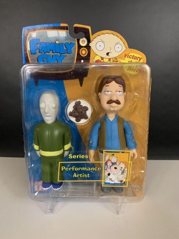NIB Family Guy Series 7 Performance Artists Action Figure