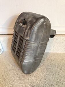 Vintage 1950's Steel Toledo Eprad Drive In Movie Theatre Speaker