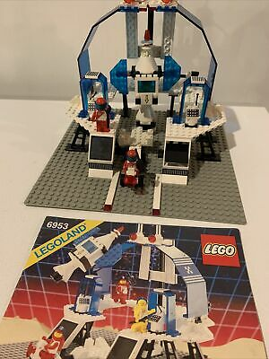 LEGO 6953 Cosmic Laser Launcher - 100% Complete With Instructions, no box