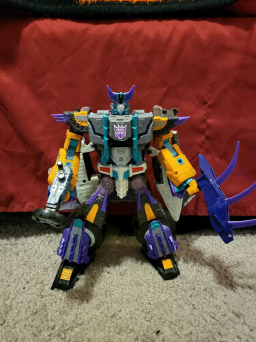 Transformers Cybertron Megatron