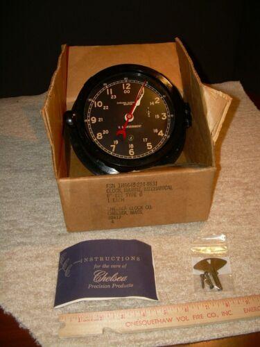 Vintage Chelsea Clock Co. Government Model