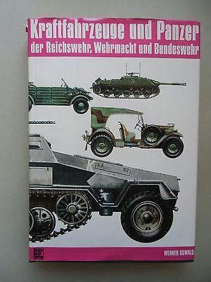 2 Bücher Deutsche alliierte Heereswaffen 1939-1945 Kraftfahrzeuge Panzer ...
