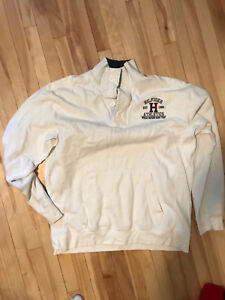 Tommy Hilfiger Vintage Tommy Athletics Rugby Shirt in White
