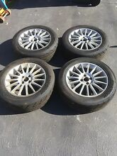 205/55 r16 Hankook semi slick Tyres and wheels Maroubra Eastern Suburbs Preview