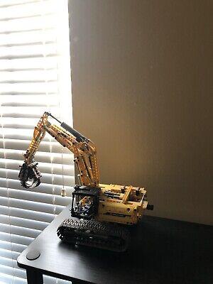 Lego Excavator (42006)
