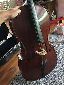 4/4 Cello Raggetti RC4 Blackwood Mitcham Area Preview