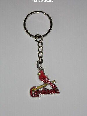 St. Louis Cardinals Schlüsselanhänger -  MLB - Baseball - NEU (Mlb St Louis Cardinals)