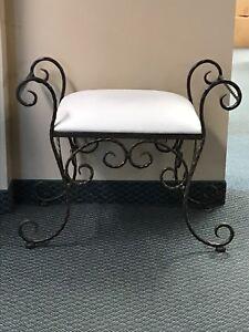 Foyer Bench Set