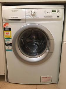 Electrolux 7kg Washing Machine with free dryer Albert Park Port Phillip Preview