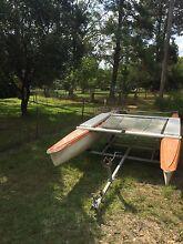 Hobie escape catamaran project.