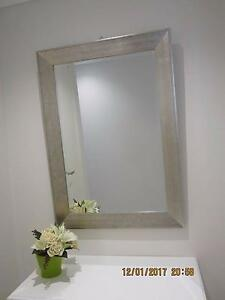 sliver frame mirror Enfield Burwood Area Preview