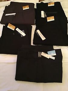 All for $30-5 Pairs Womens Dress Pants Size 11