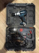 Makita drill skin and Ozito hammer drill Narraweena Manly Area Preview