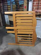 NZ Rimu BABY Cot and Base Manly Manly Area Preview