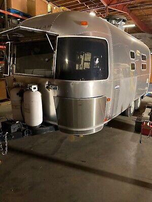 Airstream Food Truck Trailer