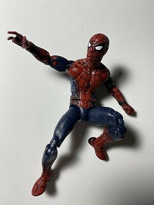 Hasbro Marvel Legends Spider-Man (Civil war 3 Pack Version)