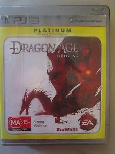 Dragon Age: Origins For PS3 Campbell North Canberra Preview
