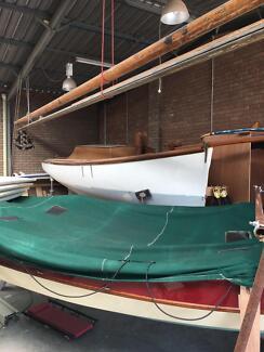1935 swan river classic yacht