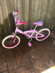 "Townsend CHERRY BICYCLE 16"" TYREES, CHILDRENS BIKE BMX"