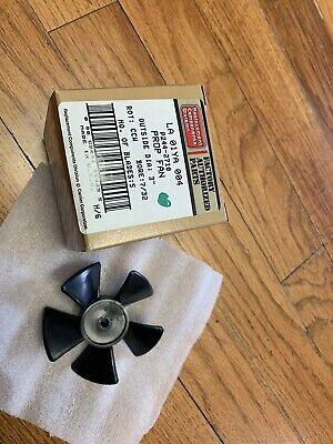 Carrier Draft Inducer Fan Blade New La01ya004
