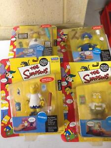 Simpsons World Of Springfield Figures Gosnells Gosnells Area Preview