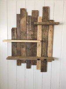 Large pallet shelf