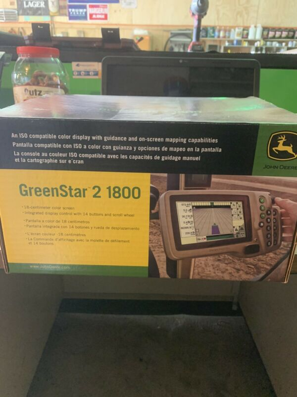 John Deere GreenStar 2 1800 Display Monitor