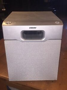 50 watt SONY. Subwoofer