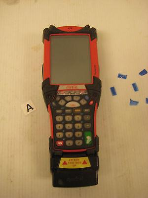 Symbol Motorola Barcode Scanner Wireless Mc9060b Pocket Pc Coca Cola 3.6.5e