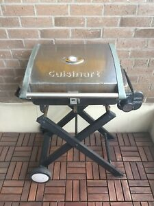 Cuisinart Cart Portable BBQ