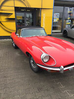 Jaguar E-Type Serie 2 4.2 Liter 6 Zyl. 265PS Roadster