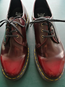 Cherry Red Doc Martens 1461