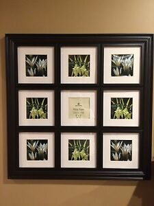Bowring 9-photo picture frame