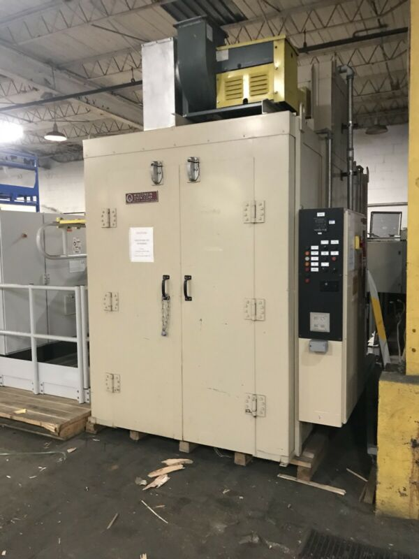 Wisconsin Oven Corp Electric Oven, Model: T-4117-E, Max Temp. 200* C