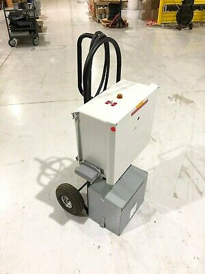 Acme Electric T2a533101s General Purpose Transformer 9kva Mobile Temp Dolly