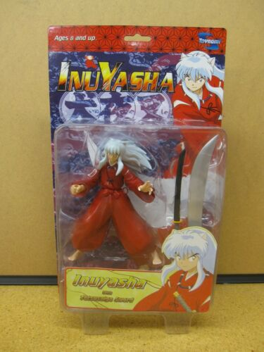 Inuyasha Figure Standard standing version - TOYNAMI MOC - New Old Stock