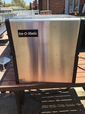 Ice-o-matic Ice0320ha4 Air Cooled Ice Machine Used