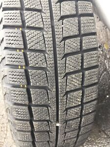 4 winter tires Yokohama in great shape with rims on 185/65R14