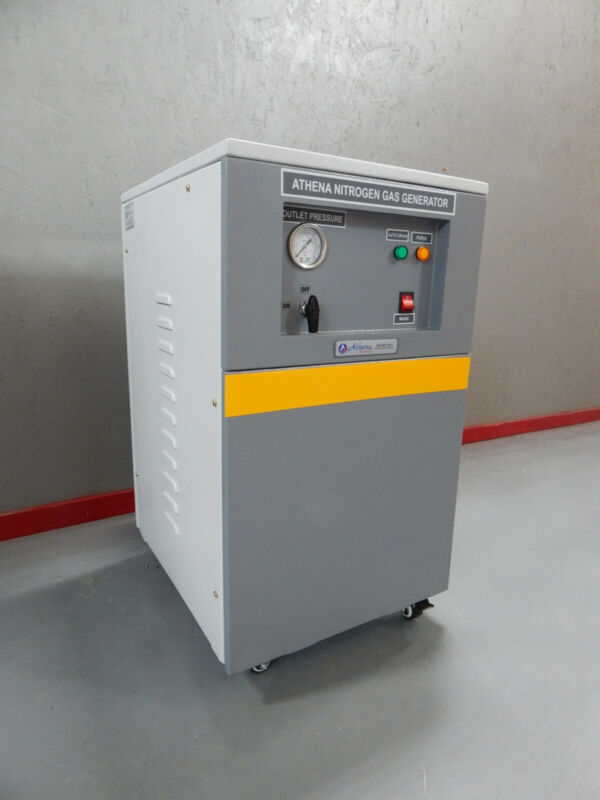 Nitrogen Gas Generator for a GC Lab (AT-LCMS-2)