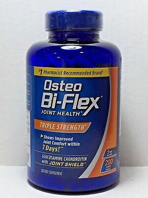 Osteo Bi Flex Joint Health Triple Strength  200 Coated Tablets