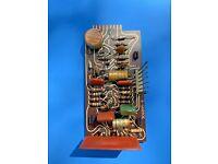 SEEBURG JUKEBOX SOLID STATE AMP ELECTROLYTIC KIT FOR TSA-1 LPC-1