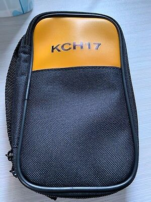 2011cm Polyester Soft Carrying Case Multimeter Bag For Fluke Idea Hioki Uni-t