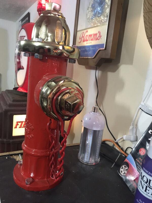"Vintage Mueller Fire Hydrant 2 1/2"""