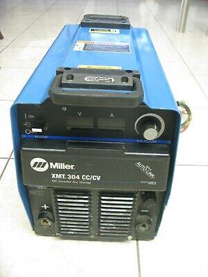 Miller Xmt 304 Cccv Dc Inverter Arc Tig Mig Welder