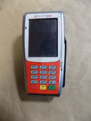 Verifone Vx6803g Wireless Credit Card Terminal