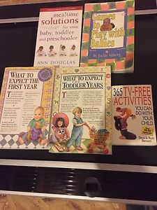 Baby and Toddler Books