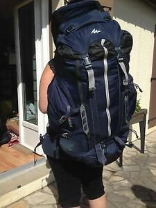 BACKPACK 70L LITTLE USED man or tall woman Sydney City Inner Sydney Preview