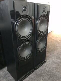 Wharfedale Atlantic Hi-Fi Speakers