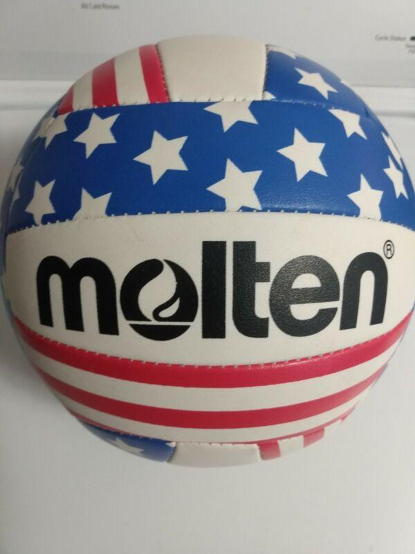 Molten american flag usa volleyball